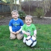 Geared up for the Seattle Sounders