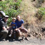 Father's Day at Cowiche Canyon