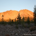 Days 17, 18: Lassen Volcanic National Park