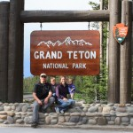 Welcome to Grand Teton National Park (a kick ass National Park)